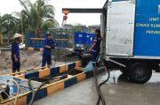 Sudin SDA Jakarta Utara Pastikan 10 Pompa Mobile Siap Digunakan