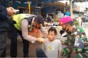 Razia Masker, Petugas Malah Dapati Pengendara Bawa Sabu