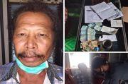 Jadi Bandar Togel, Kakek Ini Ditangkap Anggota Satreskrim Polres Kapuas