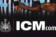 ICM.com Jadi Sponsor Lengan Resmi Newcastle United FC