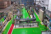 Setelah Lakukan Pemulihan, Pabrik Aqua di Sukabumi Kembali Beroperasi