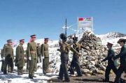 China-India Sepakat Berhenti Kirim Pasukan ke Perbatasan Himalaya
