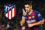 Dijual Barcelona, Luis Suarez Resmi Jadi Pemain Atletico