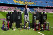 Panggung di Barcelona Berakhir, Suarez Jamin Hubungannya dengan Messi Tak Berubah