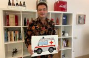 PMI Terima Bantuan Satu Unit Ambulans dari Coca Cola