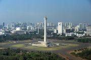 Cuaca Ibu Kota Jakarta Sepanjang Hari Ini Cerah Berawan