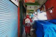 Seorang Pedagang Positif COVID-19, Pasar Slipi Tutup Tiga Hari