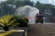 Damkar Jaktim Kekurangan Markas, Warga Kelapa Dua Wetan Sumbang Lahan