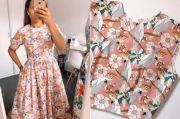 Hanya dengan 11 Serbet Teh, Wanita Ini Mampu Bikin Gaun Indah