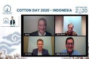 COTTON DAY 2020 Dorong Transformasi Industri Tekstil Saat Pandemi
