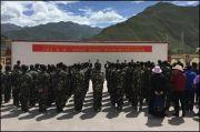 China Paksa Orang-orang Tibet Masuk ke Kamp Kerja Paksa Mirip di Xinjiang