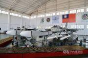 Taiwan Perlihatkan Rudal Jelajah 10.000 Pedang yang Mampu Hantam China