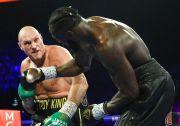 Karena Uang Tyson Fury vs Deontay Wilder III Terusir dari Inggris dan AS