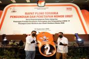 Bobby Nasution-Aulia Rachman Nomor Urut 2, Insya Allah Berkah