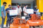 CSR PT Pusri Palembang Telah Capai 65 Persen