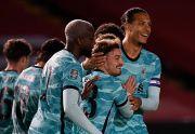 Liverpool Bentrok Arsenal di Babak Keempat Piala Liga Inggris