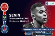 PSG Incar Jajaran Empat Besar di Ligue 1, RCTI Plus Siap Jadi Saksi