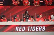 Super Intens, Boy William Lega Blue Rhinos Mampu Mengimbangi Red Tigers
