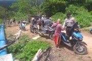 Gelar Patroli, Polda Papua Tutup Jalur Tikus di Perbatasan