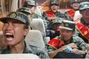 Viral, Tentara China Menangis di Perbatasan India dan Jadi Olok-olokan