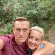Navalny Berterima Kasih pada Teman-teman yang Tak Dikenal