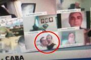 Anggota Parlemen Argentina Mesum saat Rapat Virtual, Videonya Viral