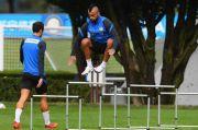 Jelang Inter Milan vs Fiorentina: Racikan Conte untuk Vidal, Kolarov, Hakimi