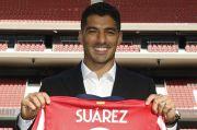 Suarez Puji Semangat Atletico Setelah Merekrutnya dari Barcelona