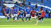 Kejadian Unik, Gol Manchester United Lahir Setelah Peluit Akhir