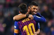 Biarkan Barcelona Buang Suarez, Koeman Tidak Merasa Jadi Penjahat