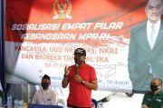 Ahmad Sahroni Pertanyakan Alasan 37 Pegawai KPK Mundur