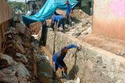 Hadapi Musim Hujan, Pembangunan Saluran Air Gendong di Cilincing Dipercepat