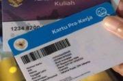 Kartu Prakerja Gelombang 10 Resmi Dibuka, Kuota Tersisa 116.261