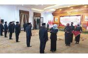 Kukuhkan Enam Pjs Bupati dan Wali Kota, Ini Pesan Gubernur Khofifah