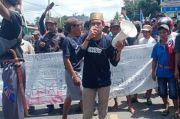 Bawa Sajam saat Demo, 2 Warga Wajo Diamankan Polisi