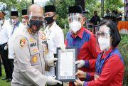 Polres Simalungun Siapkan Personel Kawal Paslon Bupati - Wakil Bupati Pilkada Serentak