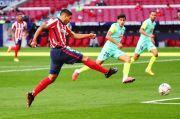 Sumbang Gol dan Assist, Suarez Ukir Debut Sempurna Bersama Atletico