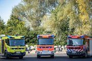 Truk Pemadam Kebakaran Listrik Pertama Siap Taklukkan Si Jago Merah