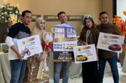 Jadi Brand Ambassador MS GLOW, Raffi Ahmad Serahkan Reward Rumah