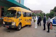 Bus Sekolah DKI Bawa Ribuan Pasien Terkonfirmasi Covid-19 ke Tempat Isolasi