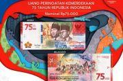 Viral Uang Rp75 Ribu Bisa Nyanyi Lagu Indonesia Raya, Begini Tanggapan BI