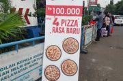 Siasat Resto Saat Pandemi, Jualan di Pinggir Jalan Jadi Pilihan