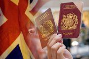 Rekor, Jumlah Warga Hong Kong yang Mengajukan Paspor Inggris