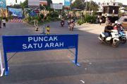Abaikan PSBB, Puluhan Vila di Puncak Disegel Pol PP Bogor
