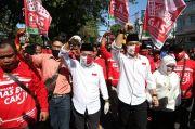 Kolaborasi Eri-Armuji Gaet Suara Milenial dan Pendukung Risma di Pilkada Surabaya
