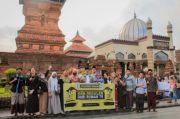 Jelang KKN, Mahasiswa UIN Walisongo Ziarah ke Makam Sunan Muria dan Sunan Kudus
