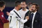 Juventus Ditahan Roma, Pirlo : Ini Bukan Hasil Buruk