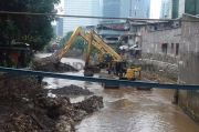 Naturalisasi Kanal Banjir Barat Tak Miliki Fungsi Pengendalian Banjir