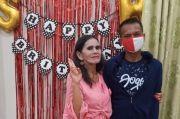 OMG Luna Maya Menikah dengan Brondong 26 Tahun