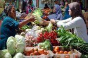 Survei BPS Membuktikan, Pasar Tradisional Paling Tak Patuh Protokol Kesehatan